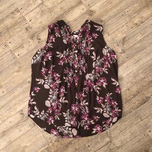 Lovely sleeveless blouse for all seasons 2x